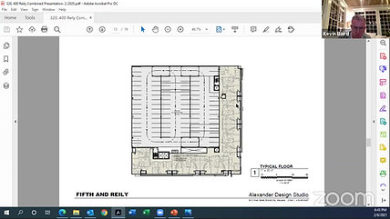 Virtual Town Hall- Development 2, Feb 8, 2021