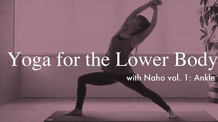 Yoga for the Lower Body 1