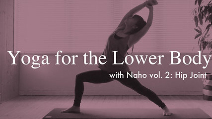 Yoga for the Lower Body 2