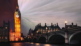 London's Elizabeth Tower (Big Ben)