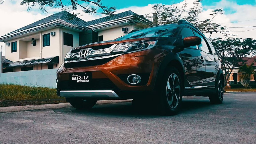 THE ALL NEW HONDA BR-V