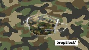 DropBlock Facemask Ad