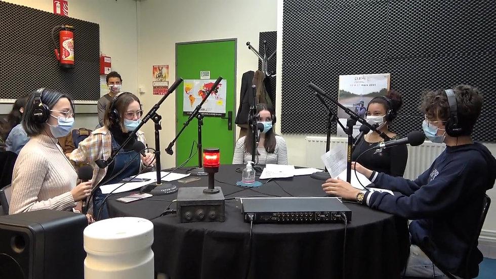 2021 - Web radio utopia lycée Lurçat