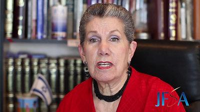 JFSA 2019 Tzedakah Honoree Video: Rabbi Yocheved Mintz