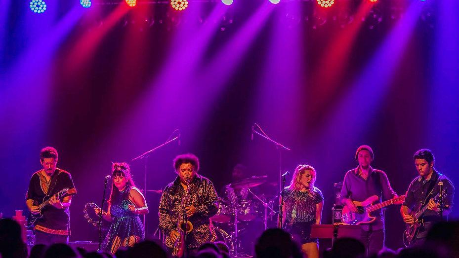 Ron Holloway Band