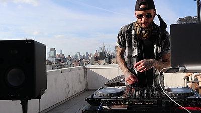 LIVE DJ SET | NYC ROOFTOP | HOUSE & NU DISCO