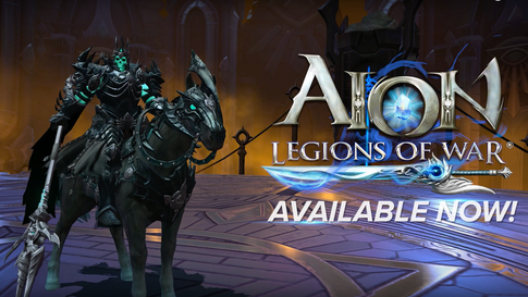 Aion Legions of War – Pestilence The Cursed Templar
