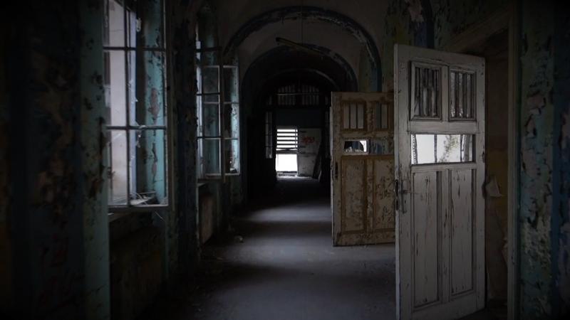 INSIDE WALDHAUS BUCH (2) Sanatorium, 2021