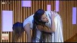 """Espaço Dança Palmira Camargo,no programa"""" Agora nós"""".Apresentação de uma das coreografias de Dança Contemporânea."""