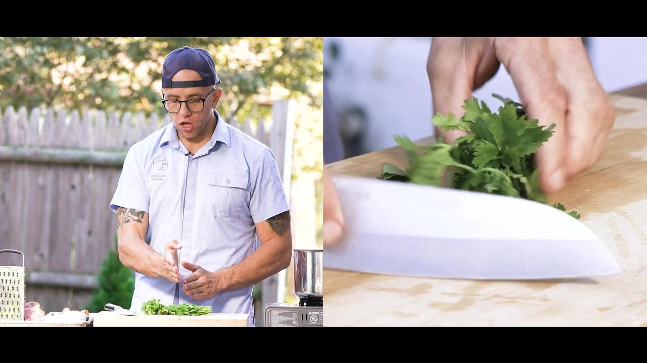 LATIN FARM-TO-TABLE RECIPES WITH Chef Ronaldo