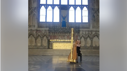 Anna Lapwood - Lady Chapel at Ely Cathedral