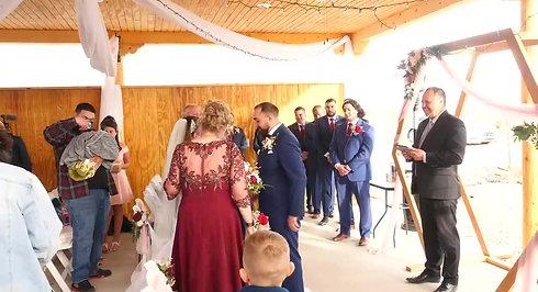 Julian & Leanna's Wedding Ceremony