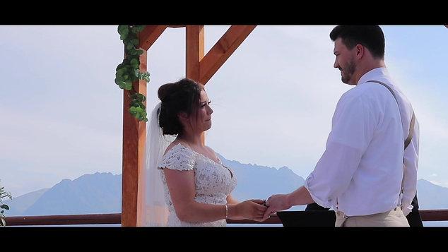 Kaylee & Kevin wedding film