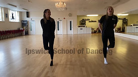 DanceFit Squad Training Warmup