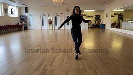 New Gold Samba Choreography