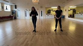 Children's Level 1 Hand Disco - (fun dance, not required in order to pass level 1)
