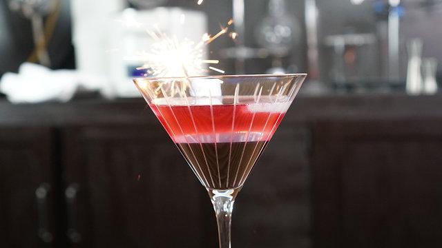 The Cocktail Chemist