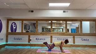 10 Min total body block workout w/Linaya