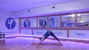 40 Min Lower Body Yoga Flow w/ Judy