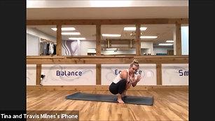 48 Min. Power Yoga Flow_Core_Tina_10-22