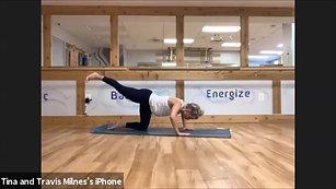 45 Min. Power Yoga Flow_Tina_8-19