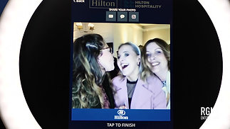 Ring Photo Booth Hilton