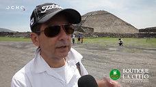 Maridaje LA Cetto  México en Teotihuacan