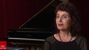 La grande pianiste Louise Bessette honorée