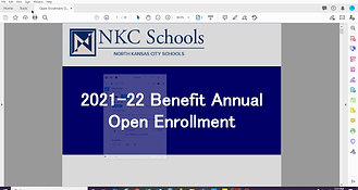 2021-2022 OE Benefit Information Presentation