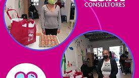 Donaciones C&M Consultores
