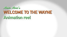 """""""Welcome to the Wayne"""" Animation Reel"""