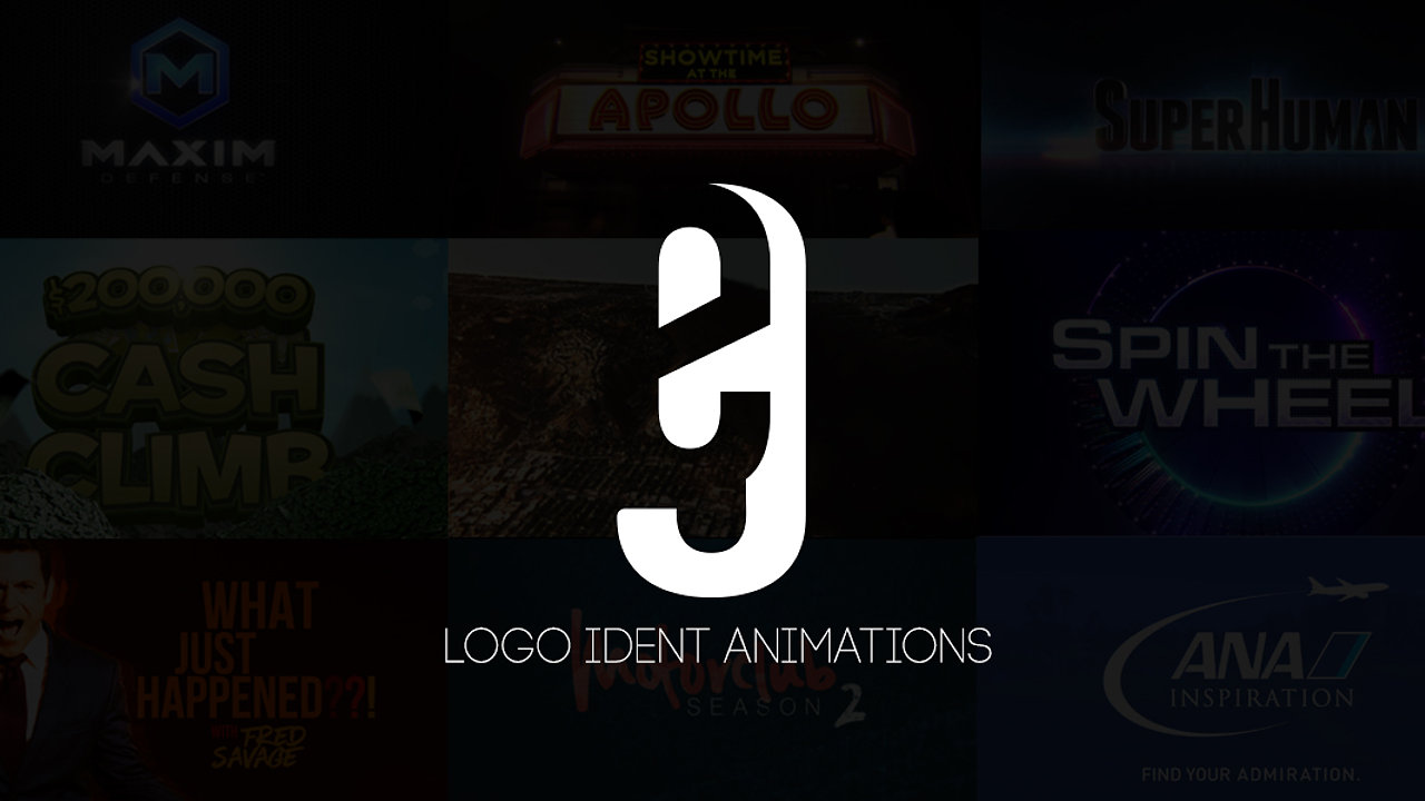 Logo Ident Animations