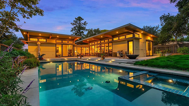 Napa, CA Custom Home
