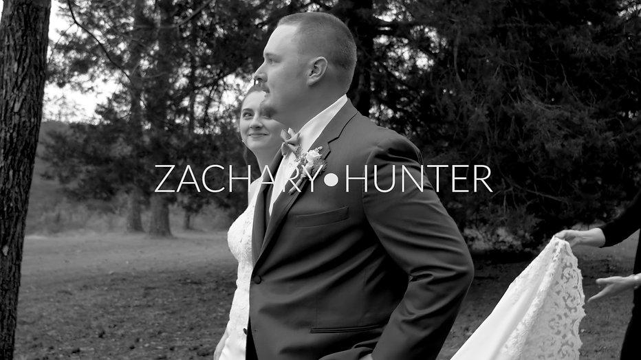 Zach Hunter Wedding