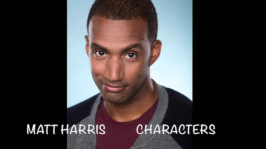 Matt Harris Characters