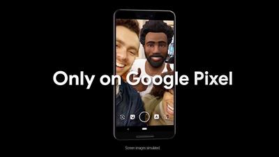 Google Pixel x Childish Gambino