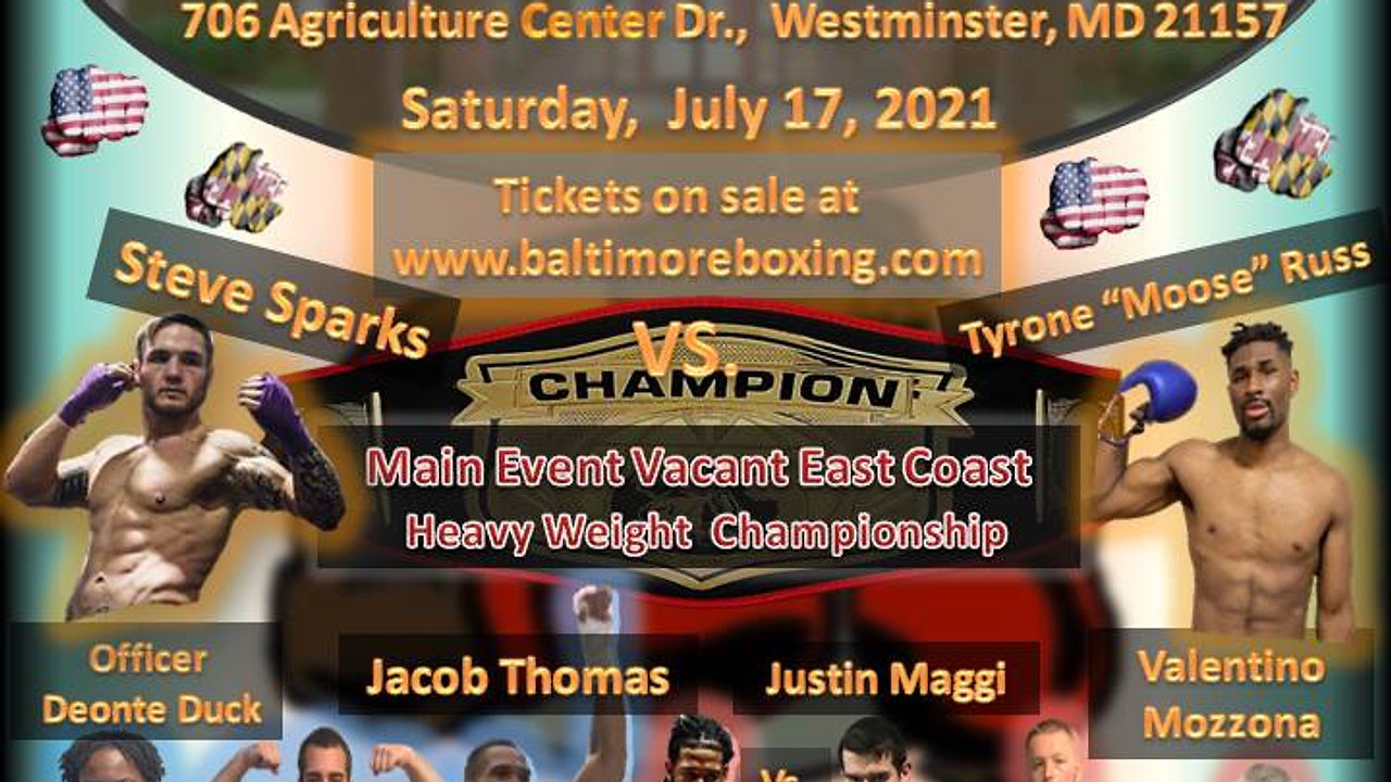 Baltimore Boxing - Channel