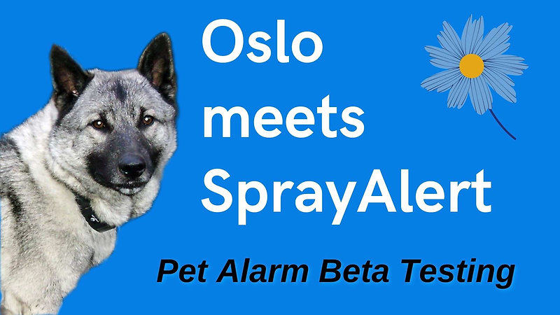 Oslo Meets SprayAlert