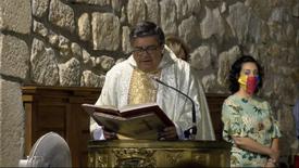 16 Agosto 2020 Misa San Roque