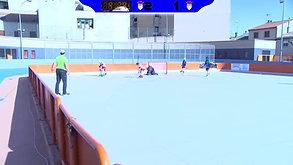 Benjamín. Tudela Hockey Club B vs Tudela Hockey Club A