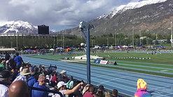 Adi Nielson 1A-3A 2019 BYU Invatational 400m Champion