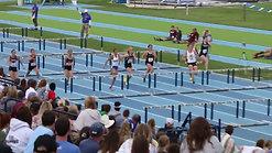 1,2 Lauren Merrill/Annie Hill 2019 100m Hurdles BYU Invational and runner-up