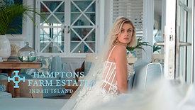 Hamptons Farm Estate Wedding Open Day