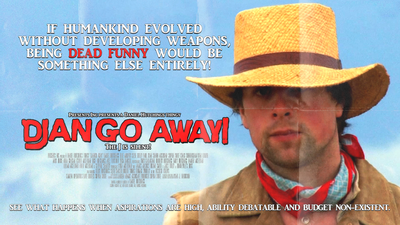 DJANGO AWAY! - Deluxe Edition