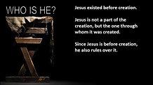 12.1.19 Who is he Word of God