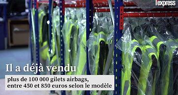 Gérard Thevenot / Les Figures de L'Express