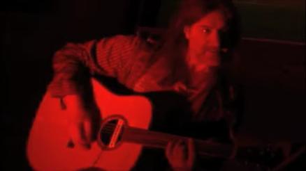 """Open Door -Neko Rei with Anselmo. Live at """"Rock the Rink'"""