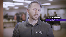 Cinchy hosts packed house for TD TechConnect