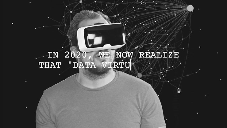 Our Data Fabric Turns Data Virtualization, into Reality