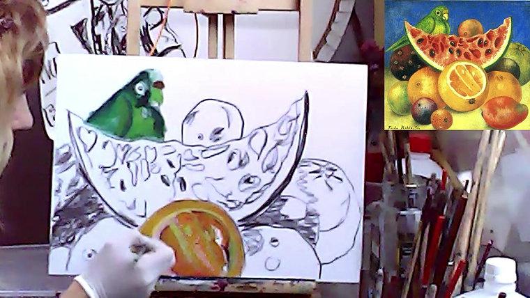 שיעורי ציור